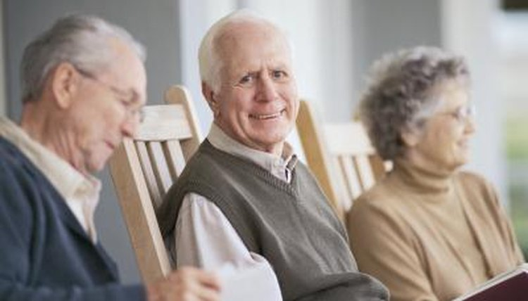Find a nursing home that provides a similar quality of life that the patient has become accustomed to when he lived independently.