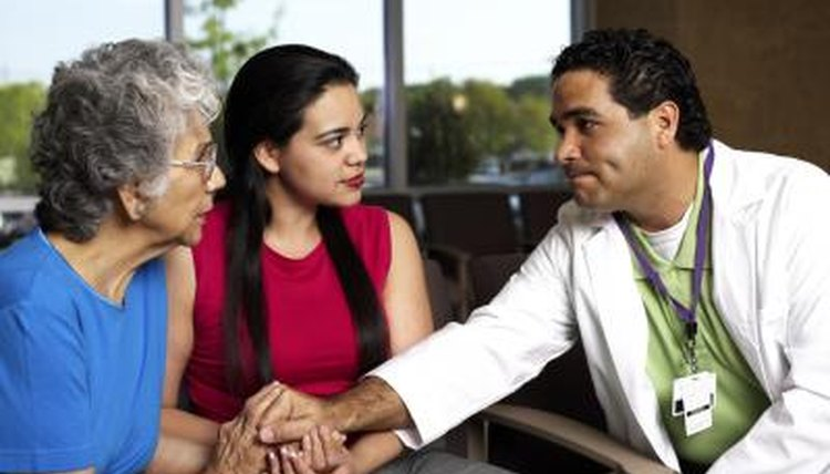 It is often helpful to enlist the aid of the individual's doctor in securing a guardianship.