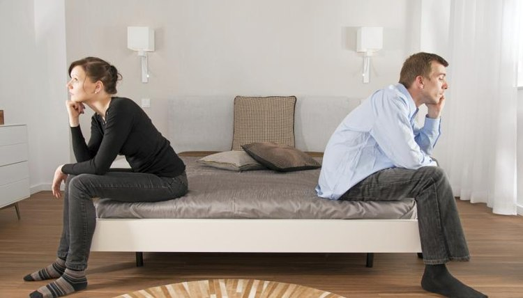 Legal separation agreements, the same issues, divorces