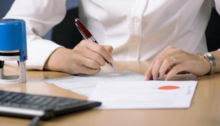 In many states, a notary can certify copies of certain documents.