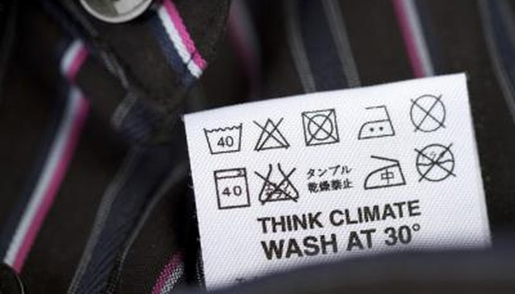 The FTC, clothing labels, certain information, a garment
