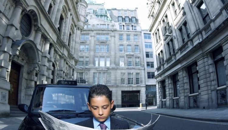Child geniuses often display awareness of global affairs.