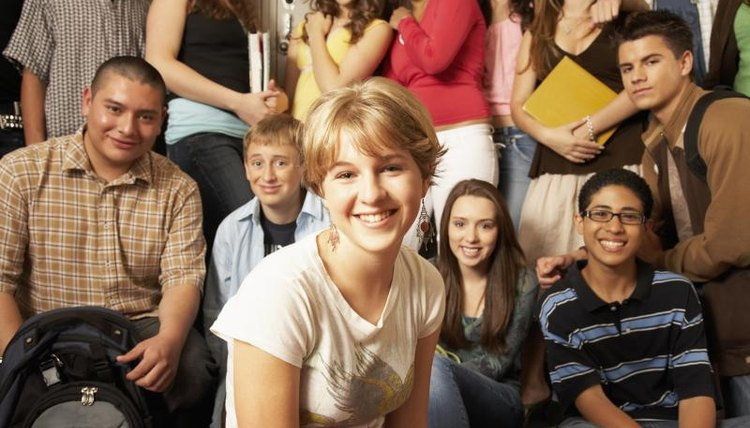 """Play a game of """"speed dating"""" to help teens break the ice."""