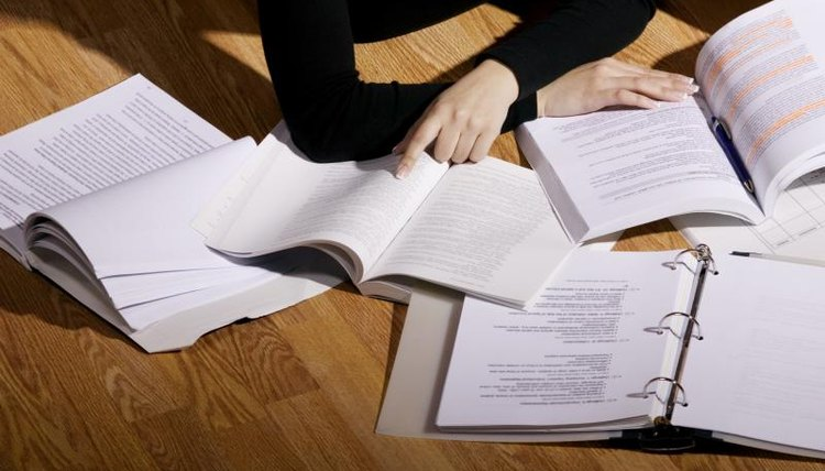 College preparatory courses can require more homework and study time.