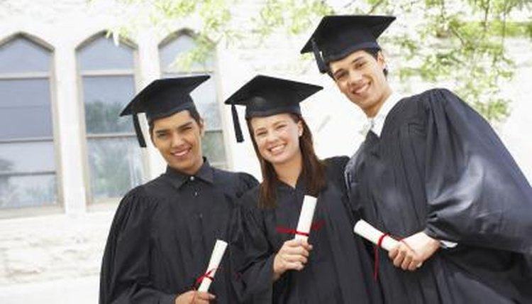 After high school graduation, you may decide to enter the working world.