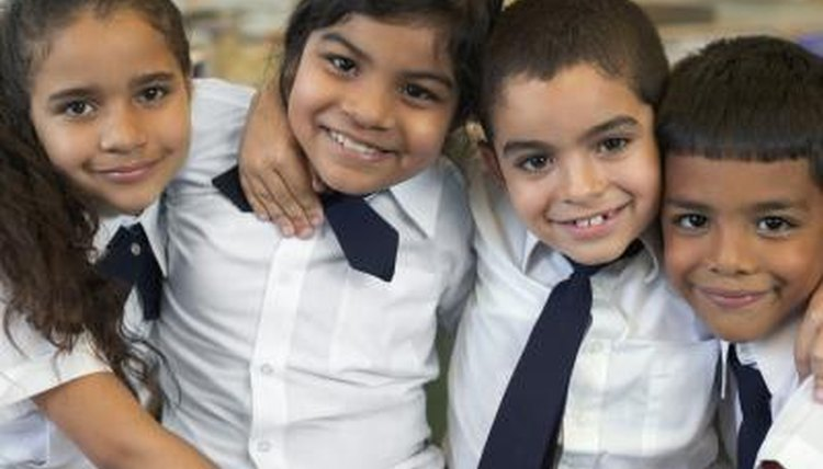 3 Mains Reasons Why Kids Shouldn't Have to Wear School Uniforms