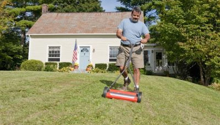 Noise from equipment such as a lawn mower is exempted when legitimately used.