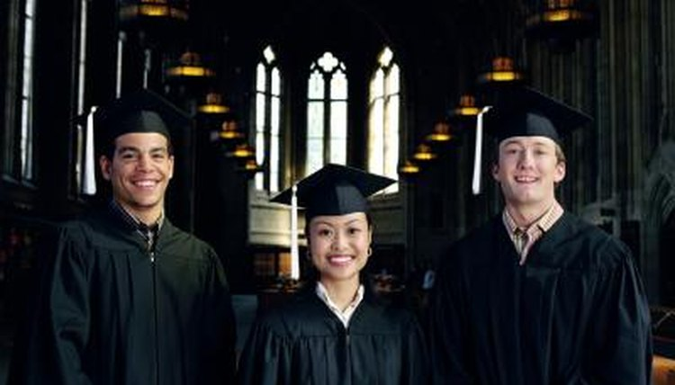 Selection of the proper degree program is important to students.