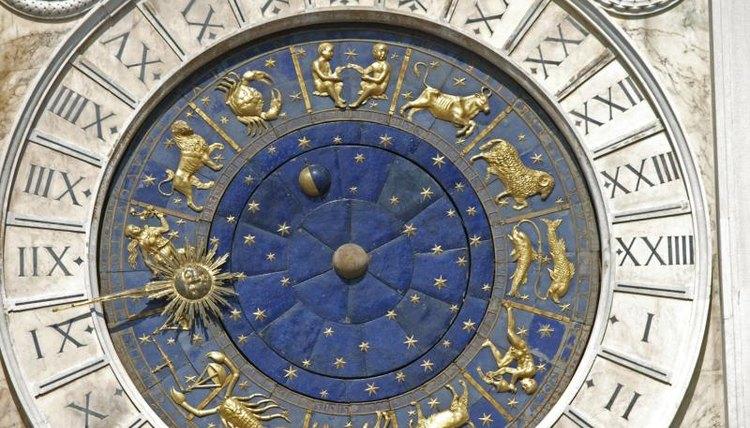 St. Mark's clocktower in Venice, Italy