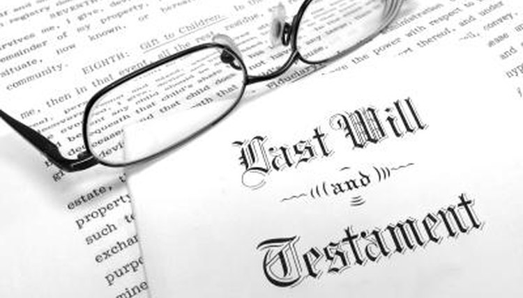 Non-probate property transfers automatically upon death in Kentucky.
