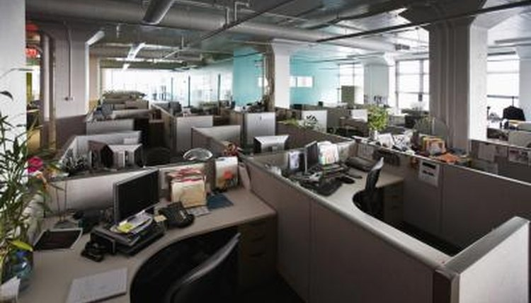 Office computers are usually under surveillance by employers.