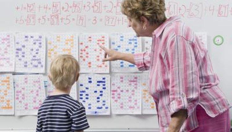 Teaching calendar skills