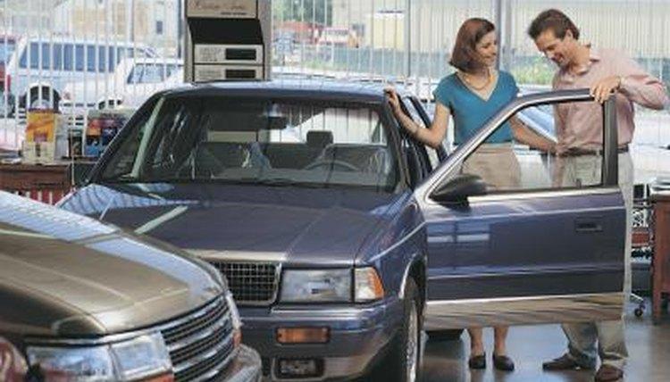 Transporter tags save dealers money.
