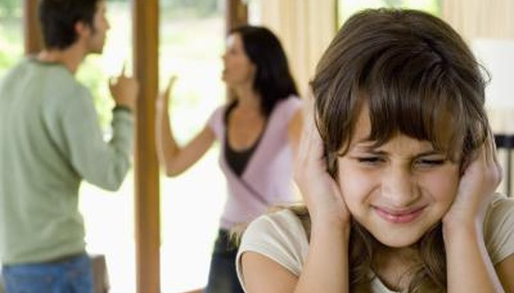 Child custody battles are often hurtful for all involved.