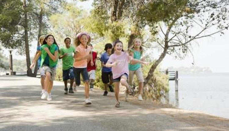 Fitness clubs can make exercise a habit early in life.