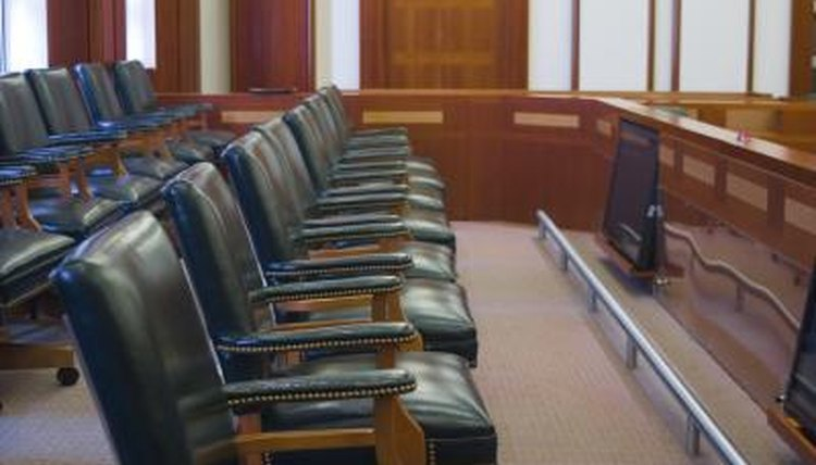 The jury is a fundamental part of the legal system.