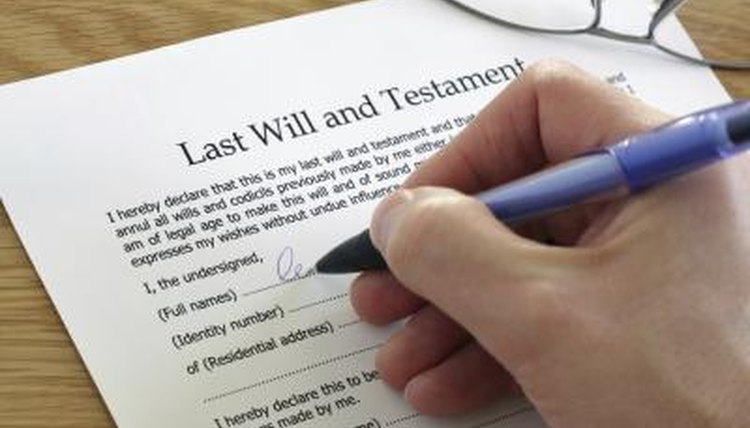In Wisconsin, an executor completes duties outlined in Statute 857.