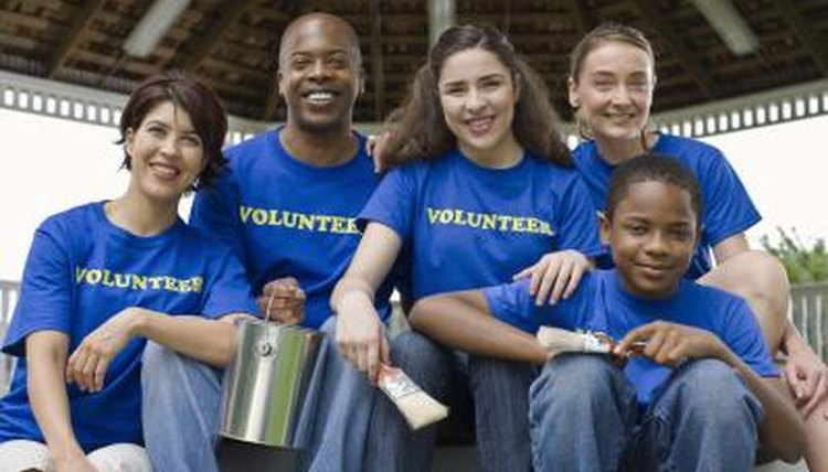 Ivy league schools favor applicants who have certain volunteer experience.
