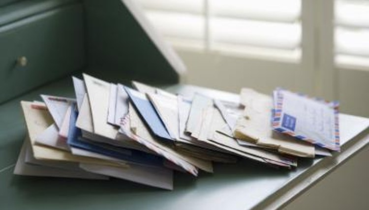 Receiving a threatening letter in the mail is a scary experience, but the postal service can help.
