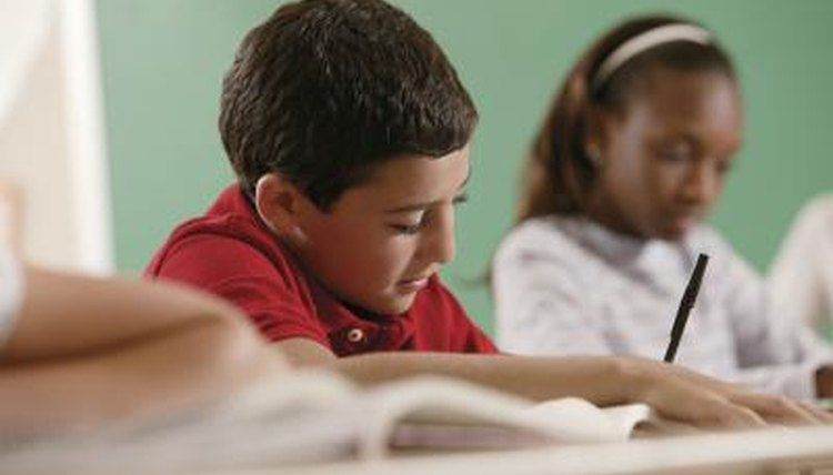 Parents are held responsible for children who do not attend school.