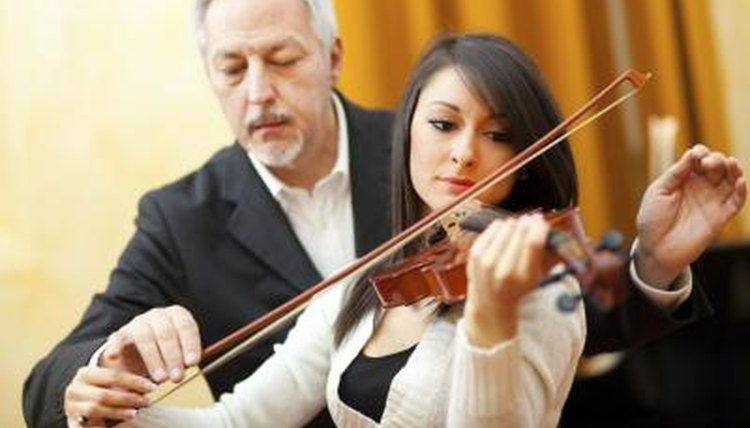 The best university music programs pair outstanding students with experienced instructors.