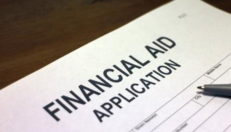 Federal financial aid is typically exempt from garnishment.