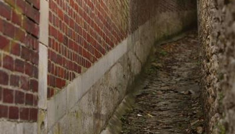 Some pathways make providing access difficult due to their age or physical configuration.