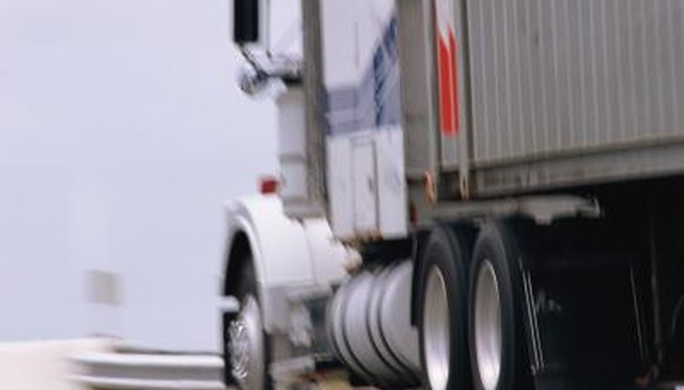 Containers must be clearly marked before transporting.