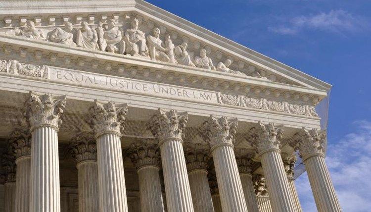The United States Supreme Court, Washington