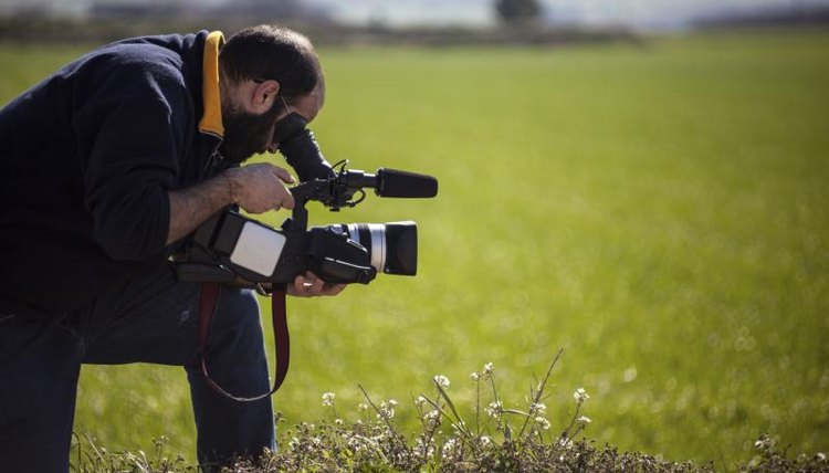 The U.S. government predicts a 4 percent job growth for photographers from 2012 to 2022.