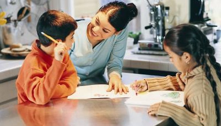 Lapbooks offer a learning strategy for homeschooling.