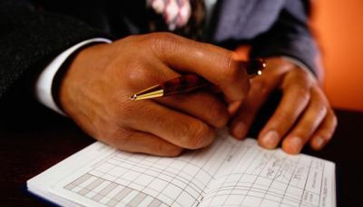 An executive has a fiduciary responsibility to the estate finances.