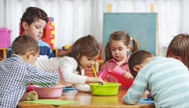 Transportation is a fun topic for preschool aged children.