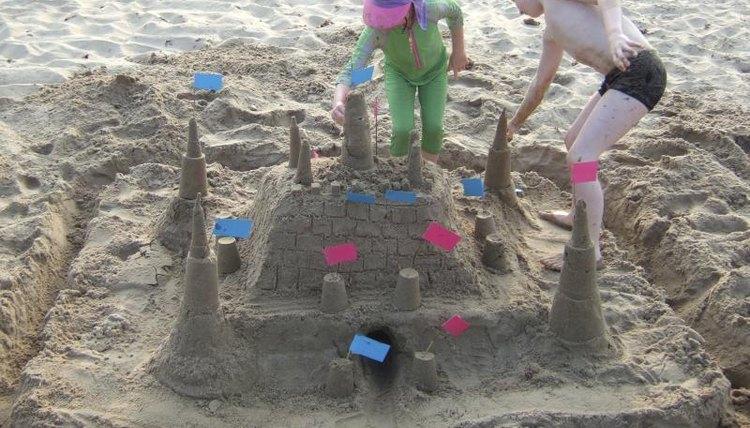 Constructivist methods help young children learn abstract principles through concrete exploration.