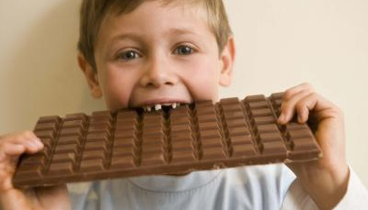 Science projects involving chocolate are bound to be popular.