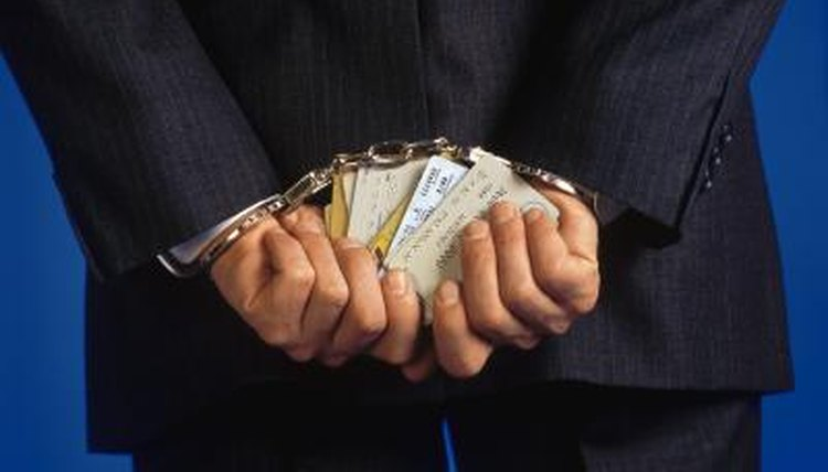 A felony involving fraud may impact your bankruptcy.