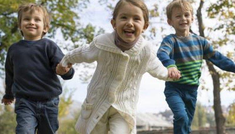 """Kindergarten literally means """"garden of children"""" in German."""