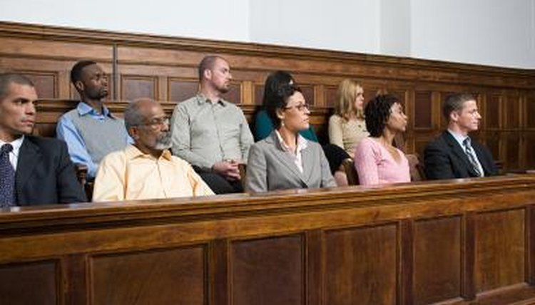 If you're charged with a crime, a jury of your peers may decide your fate.