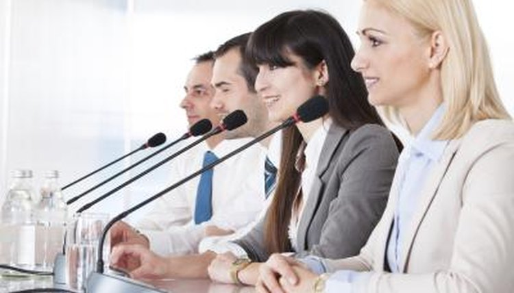 An ethical appeal is made by a credible, trustworthy speaker.