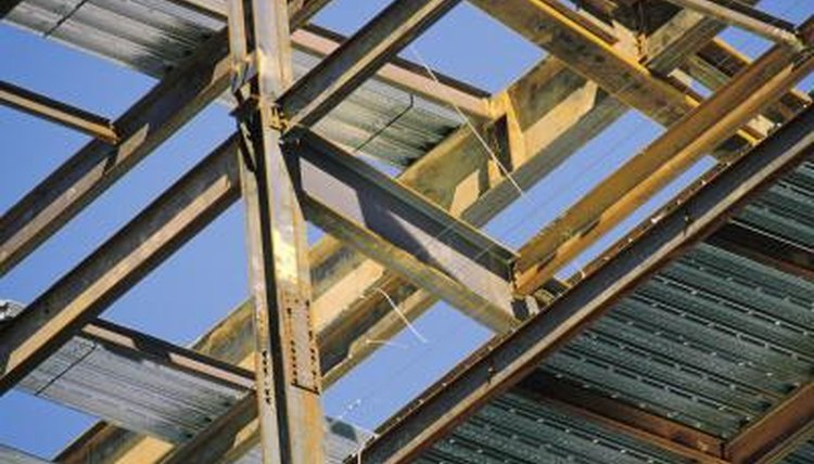 How to Determine a Steel Beam Size | Career Trend