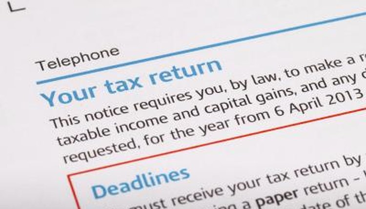 Failing to pay your taxes on time can result in a lien on your property.