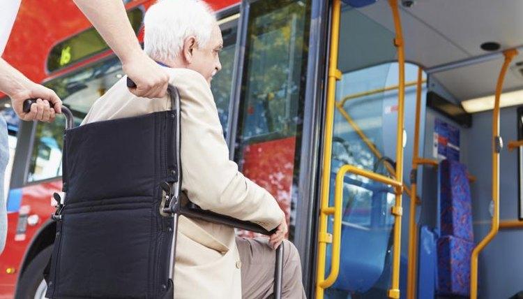 Qualified seniors, disabled residents, Illinois, public transportation