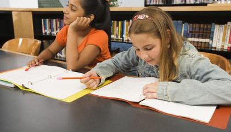 Middle school students need a welcoming atmposphere.