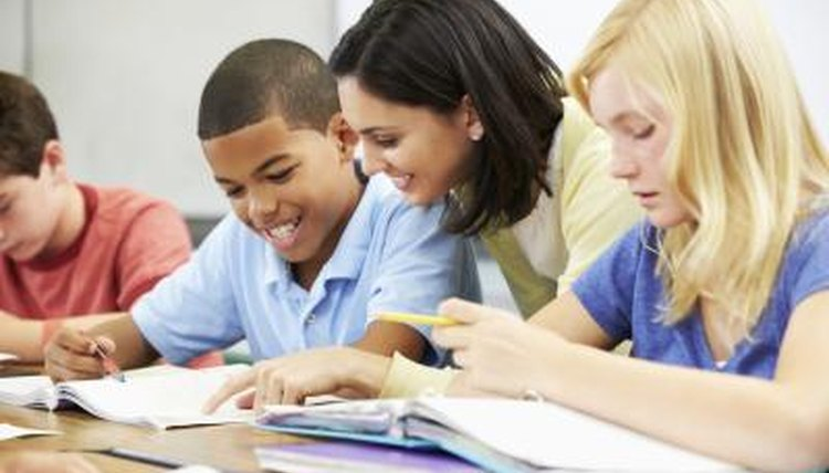 Educational goals within the IEP can help students with ADHD to succeed in school.