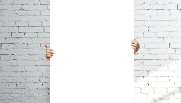Consider your poster a blank canvas and let your creativity flow.