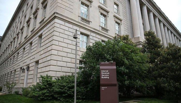 the Internal Revenue Service building, Washington