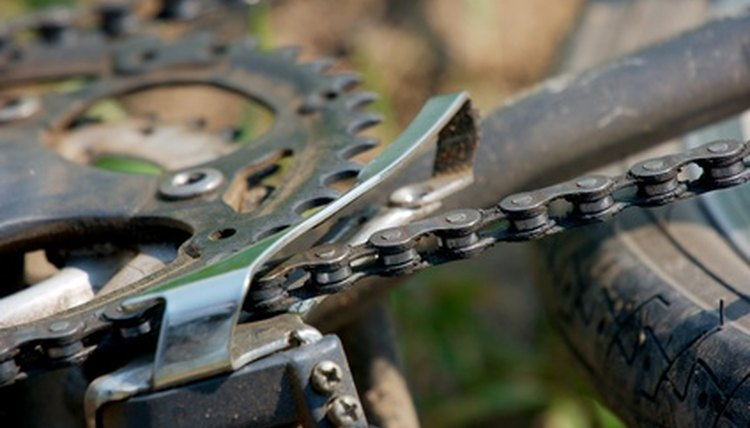 How to Adjust the Front Derailleur Range on a Shimano Bike