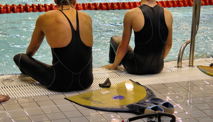Taper Swimming Workouts