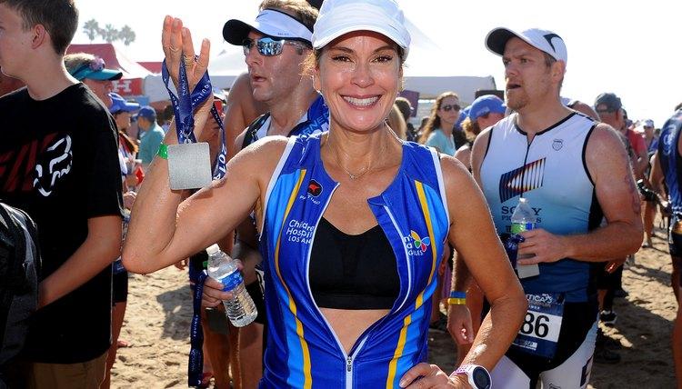 Teri Hatcher's Diet and Motivation Advice to Get Marathon Fit