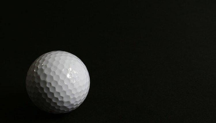 Why Golf Balls Bounce